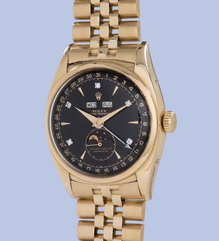 Rolex bao dai 6062