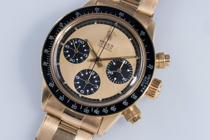 Rolex 6263 The legend