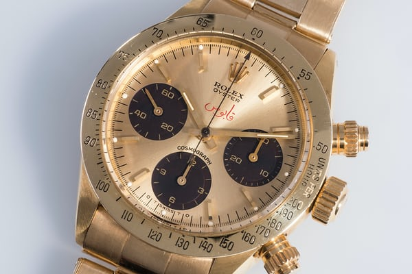 Rolex Qaboos 6265