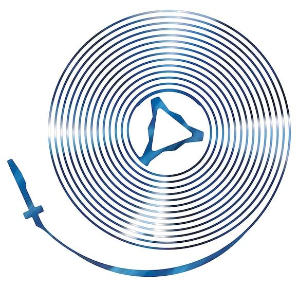 Spiromax balance spring, 2017 edition.