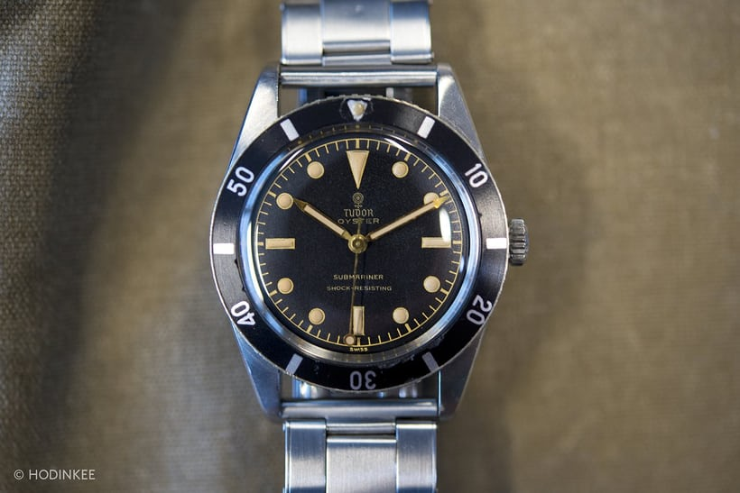 tudor watch 7923 submariner archives