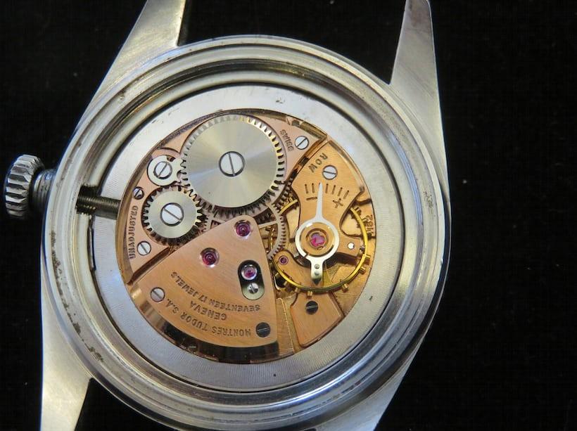 tudor watch submariner 7923 movement ebay