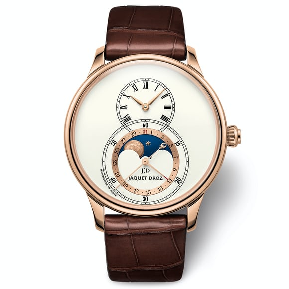 jaquet droz grande seconde moon phase Introducing: The Jaquet Droz Grande Seconde Moon Phase Introducing: The Jaquet Droz Grande Seconde Moon Phase jd 02
