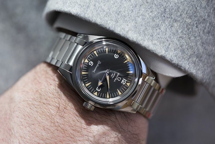 Omega Railmaster 60th Anniversary