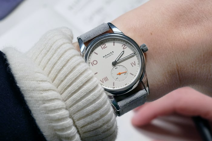 nomos club campus 36mm