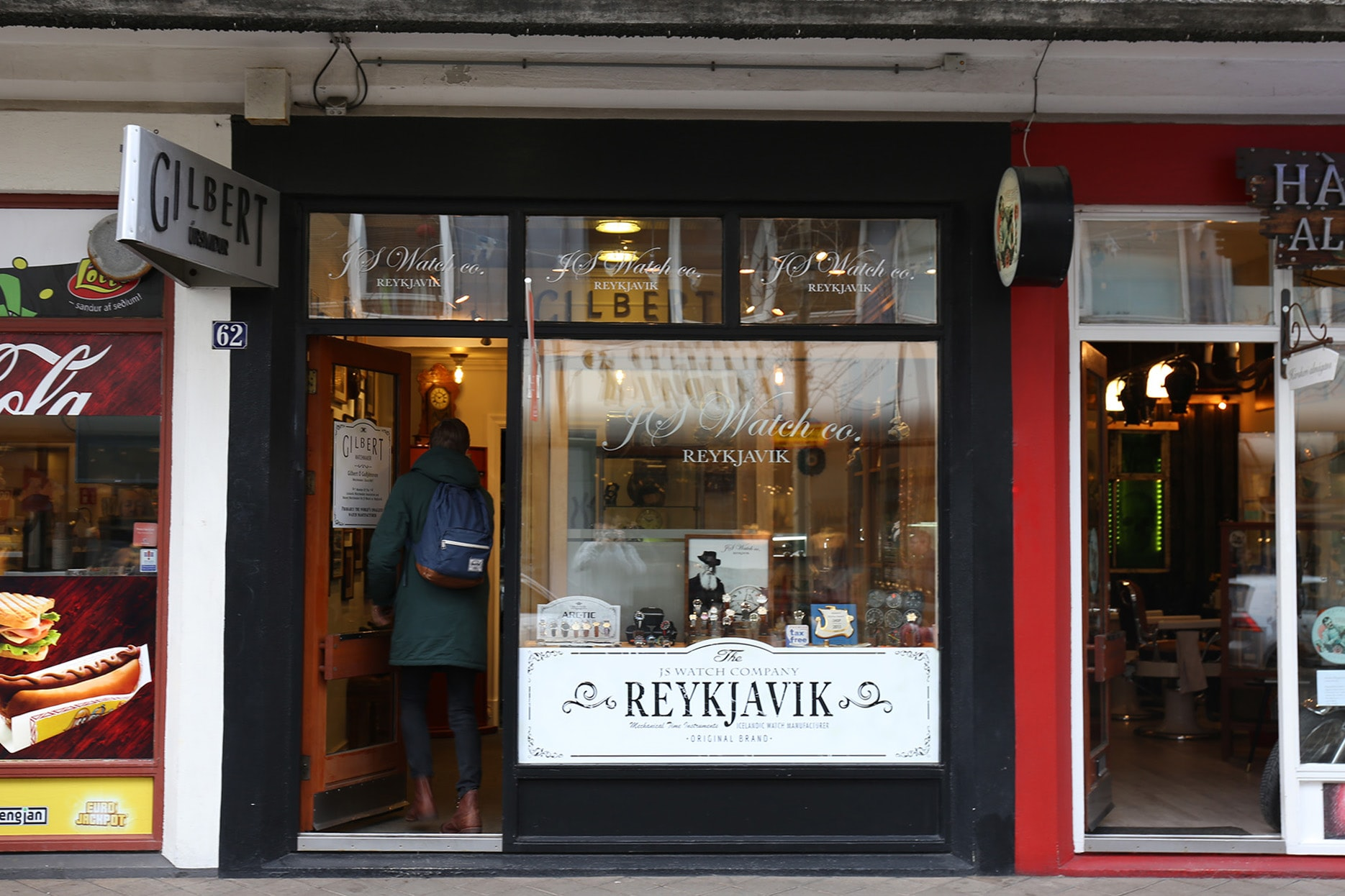 Dispatches A Visit To JS Watch pany In Reykjavik Iceland HODINKEE
