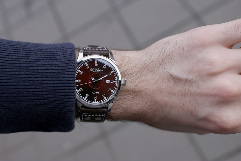 Islandus 1919 wrist shot