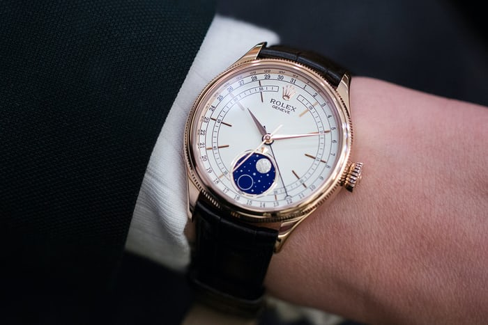 Rolex Cellini Moon Phase