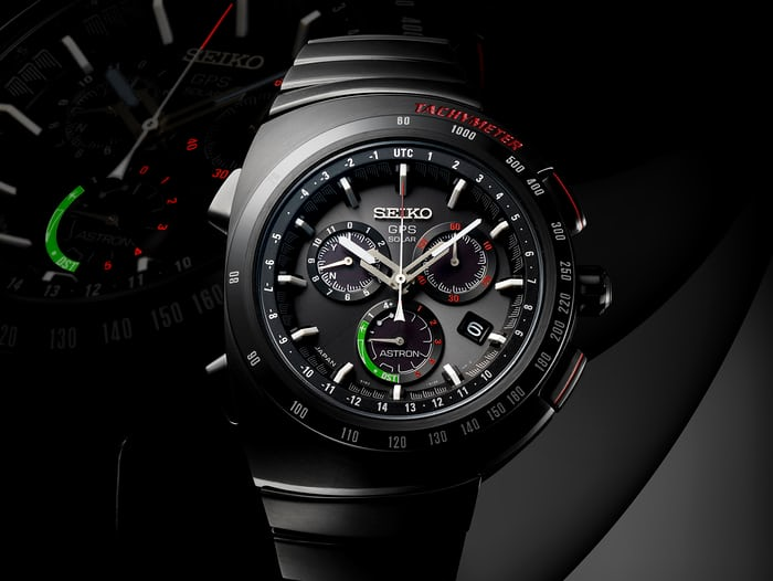 Astron Giugiaro Design Limited Edition dial