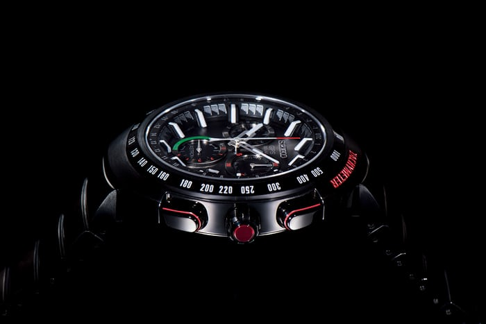 Astron Giugiaro Design Limited Edition flank