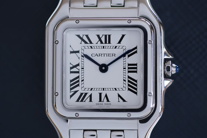 panthere de cartier up close