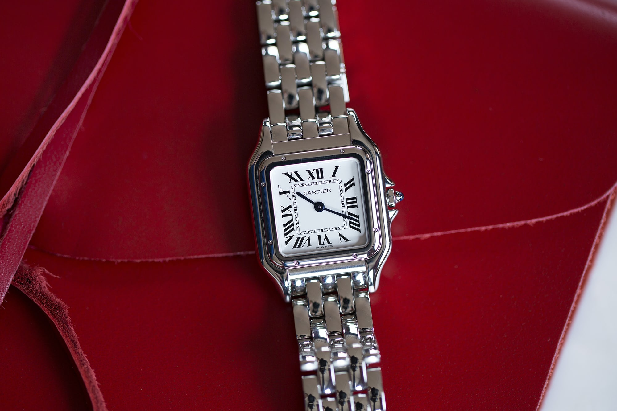0d27394defc A Week On The Wrist  The Panthère de Cartier - HODINKEE