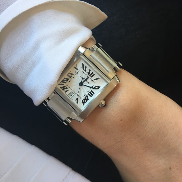 A Week On The Wrist The Panthere De Cartier Hodinkee