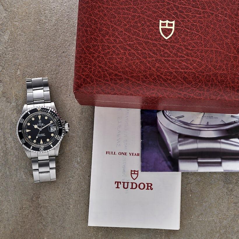 1988 Tudor Submariner Reference 76100