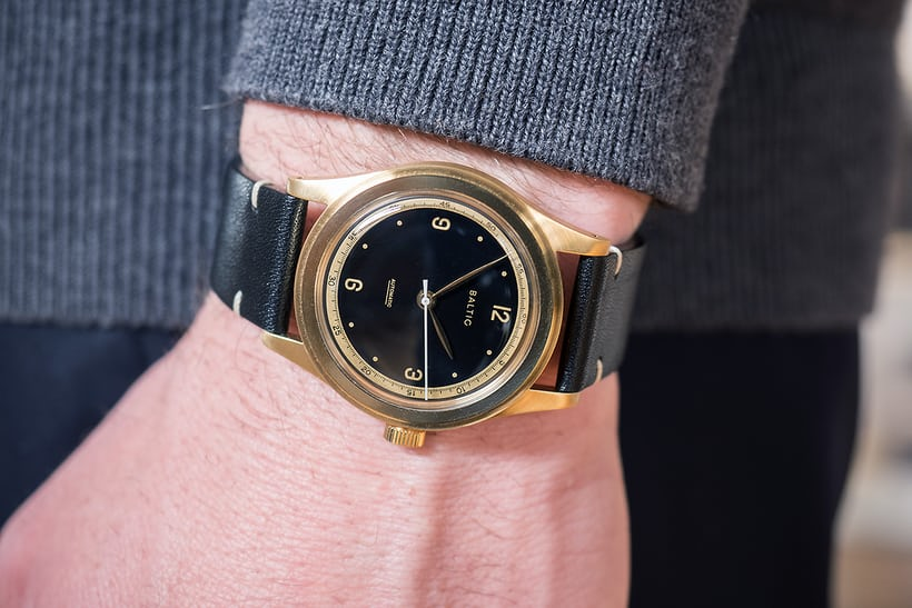 Baltic gold PVD