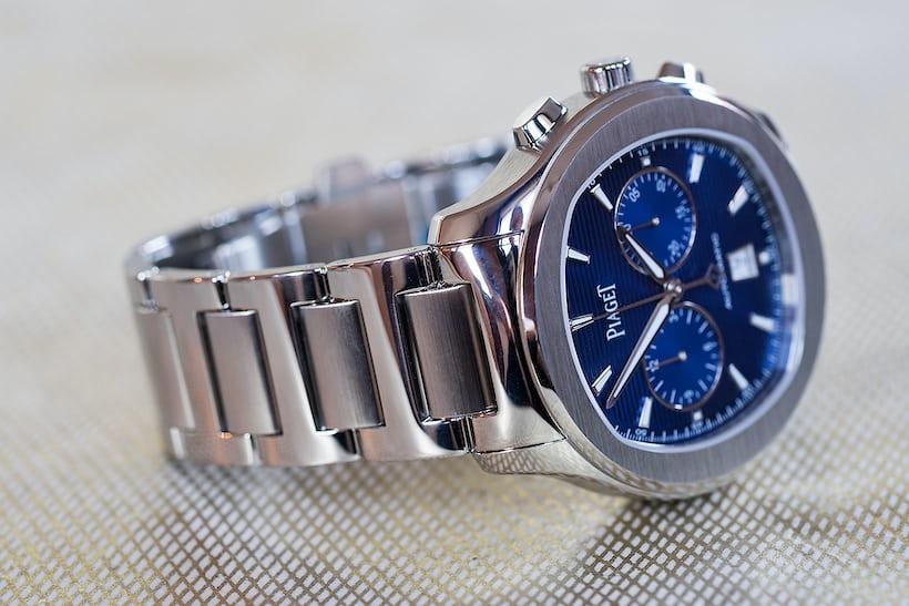 Piaget Polo S chronograph bracelet