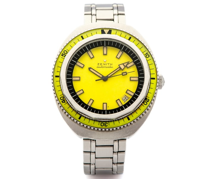 Zenith Diver Reference A3637
