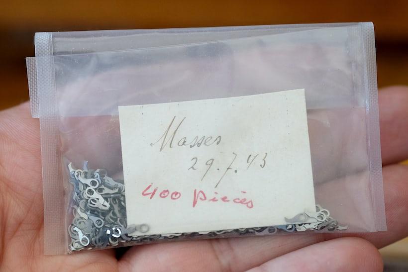 july 1943 vintage minerva components