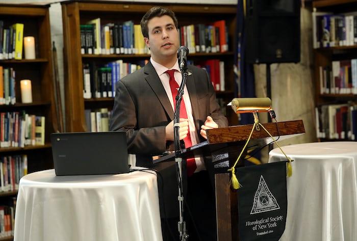 Michael Fossner, HSNY Vice President