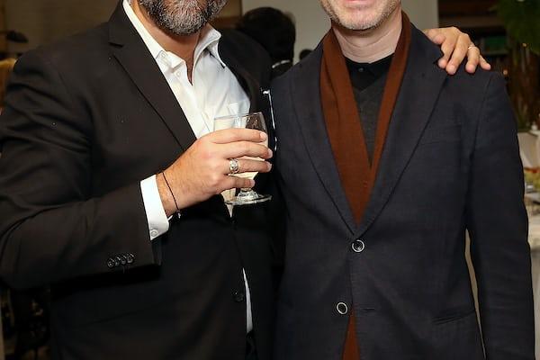 Adam Craniotes and Xavier Nolot