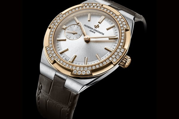 vacheron constantin 37mm two-tone with diamonds