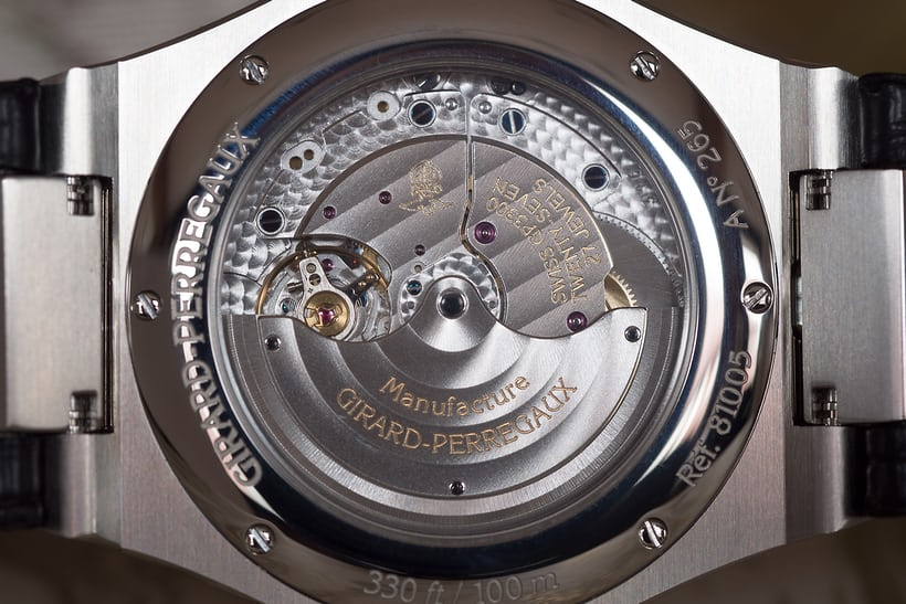 Girard-Perregaux caliber 3300