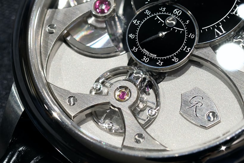 romain gauthier insight micro rotor balance wheel