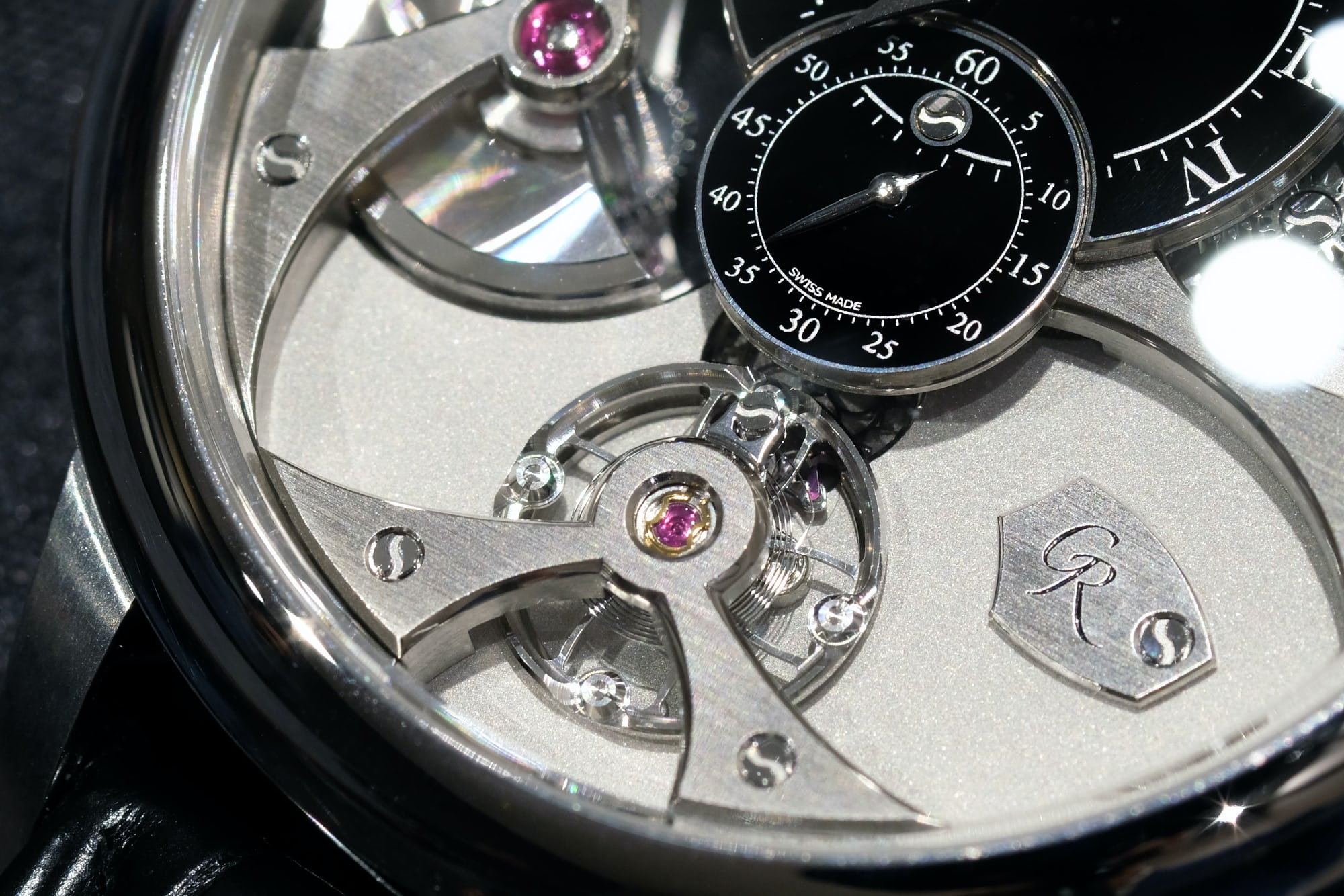romain gauthier insight micro rotor balance wheel
