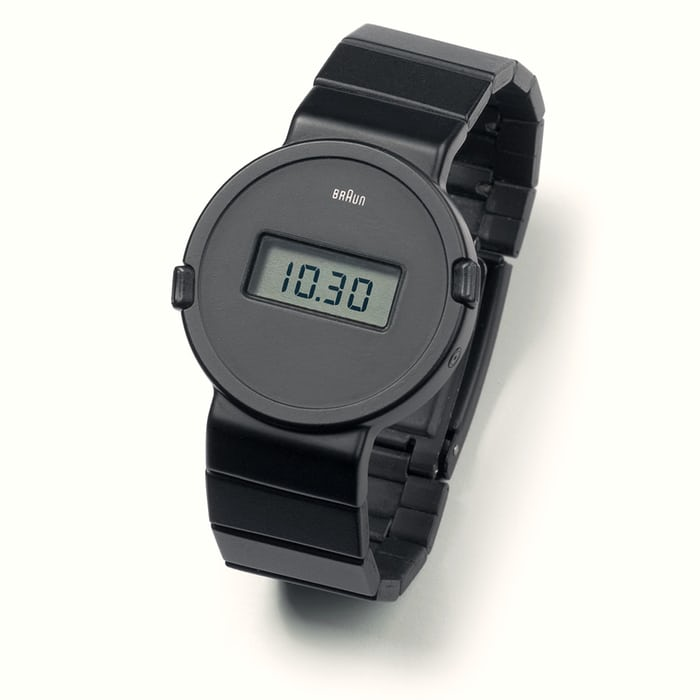 Braun DW 20 wristwatch