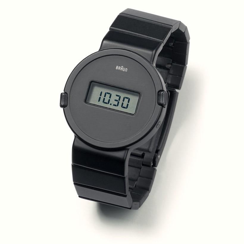 Braun DW 20 wristwatch