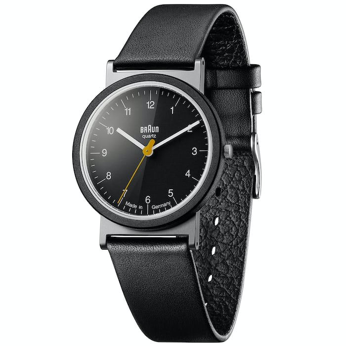 braun aw 10 watch reissue