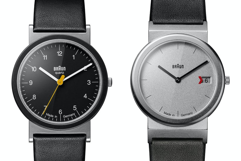 braun aw 10 aw 50 watches