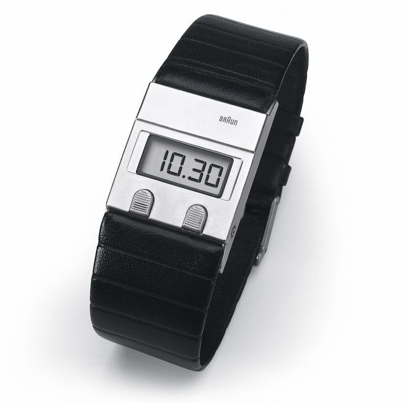 Braun DW 30 wristwatch