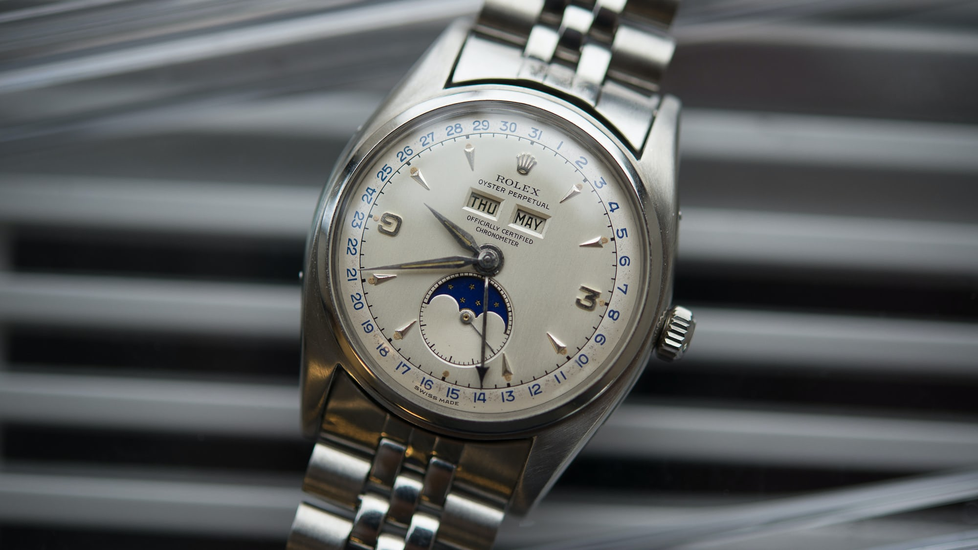 33880d3f4 In-Depth: The Rolex Reference 6062 In Steel - HODINKEE
