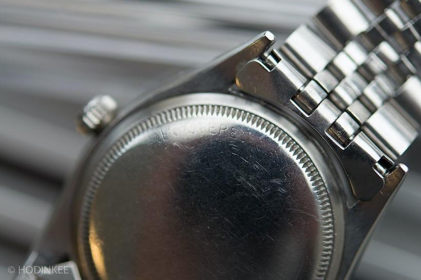rolex 6062 caseback