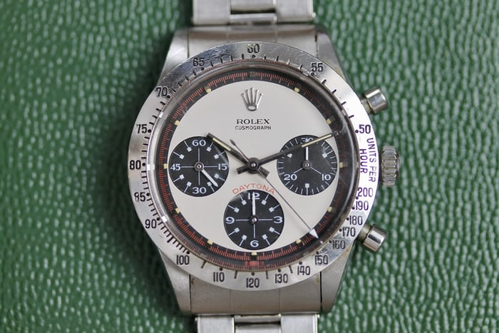 Rolex 'Paul Newman' Daytona Reference 6262