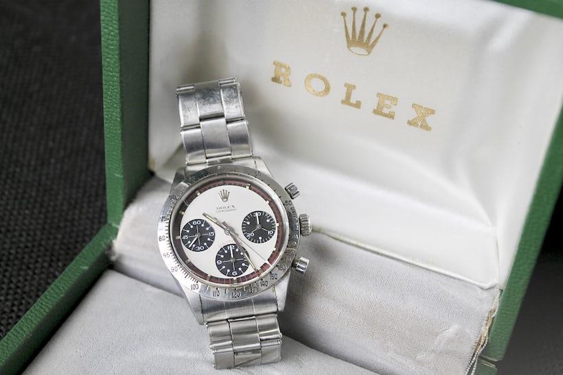 Rolex Daytona Box