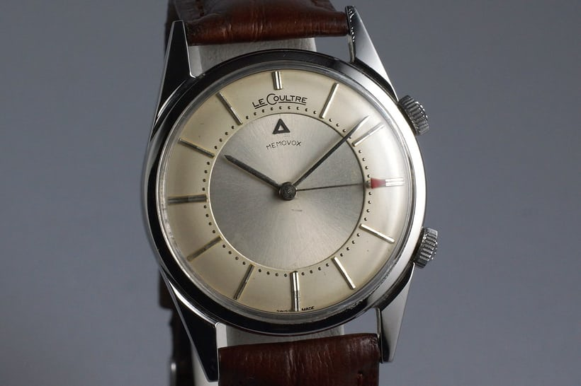 LeCoultre Memovox Reference 2404