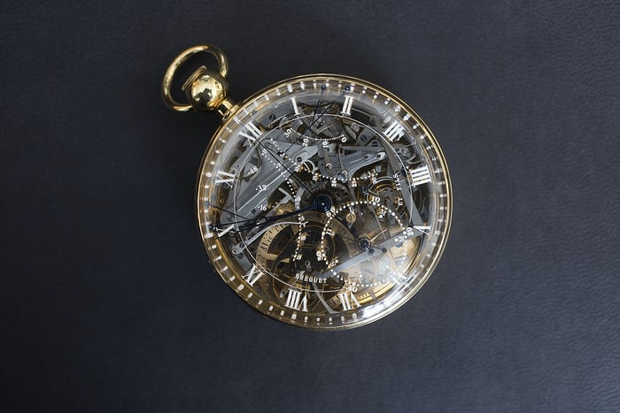 Hands On the Breguet Number 1160 Marie-Antoinette replica