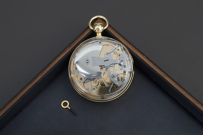 The Breguet Number 1160 Marie-Antoinette is one of the most complicated self-winding pocket watches in the world.