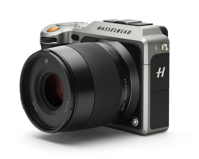 The Hasselblad X1D-50c