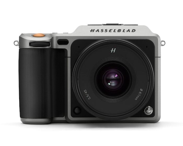 Hasselblad X1D-50c body front