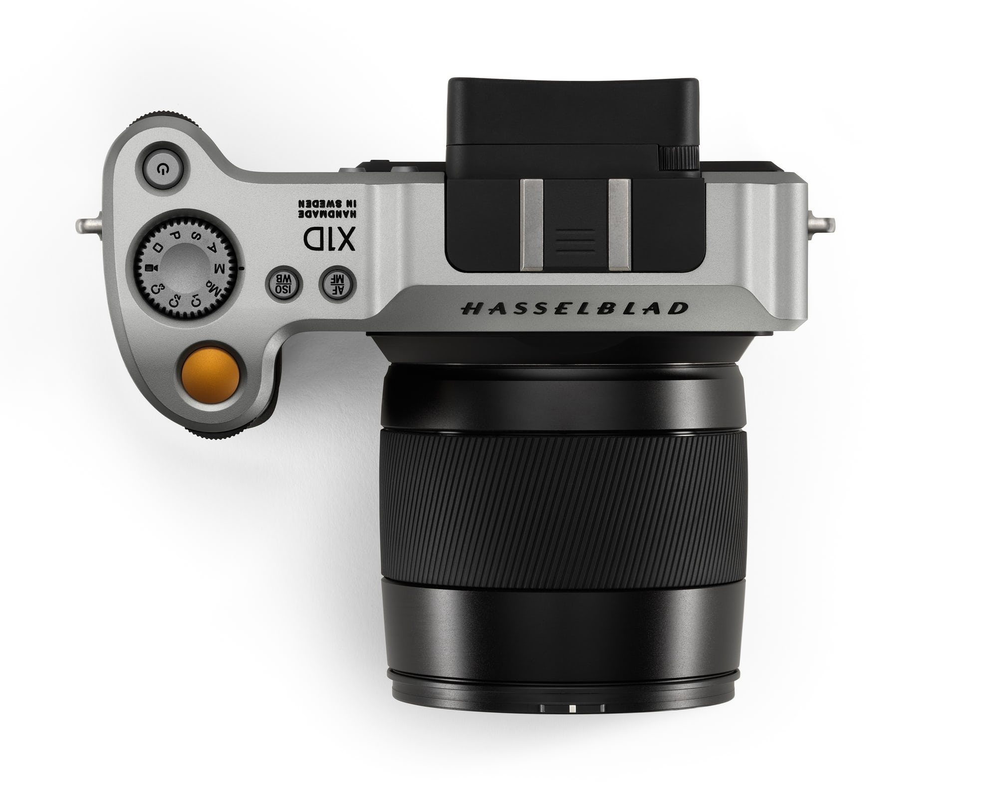 Hasselblad X1D-50c top plate