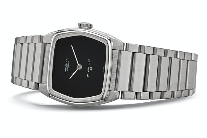 The IWC Ingenieur SL