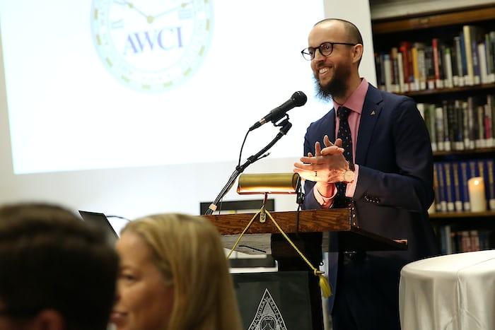 Nicholas Manousos, HSNY President