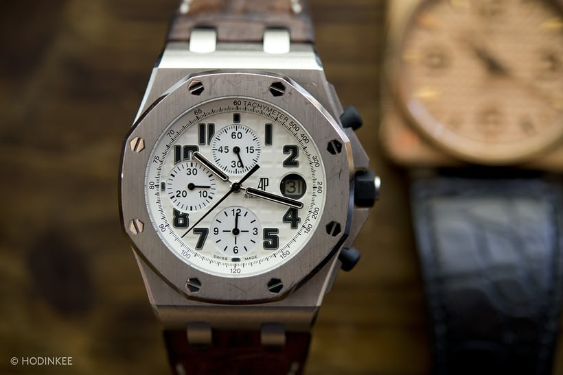 Audemars Piguet Royal Oak Offshore Safari Edition