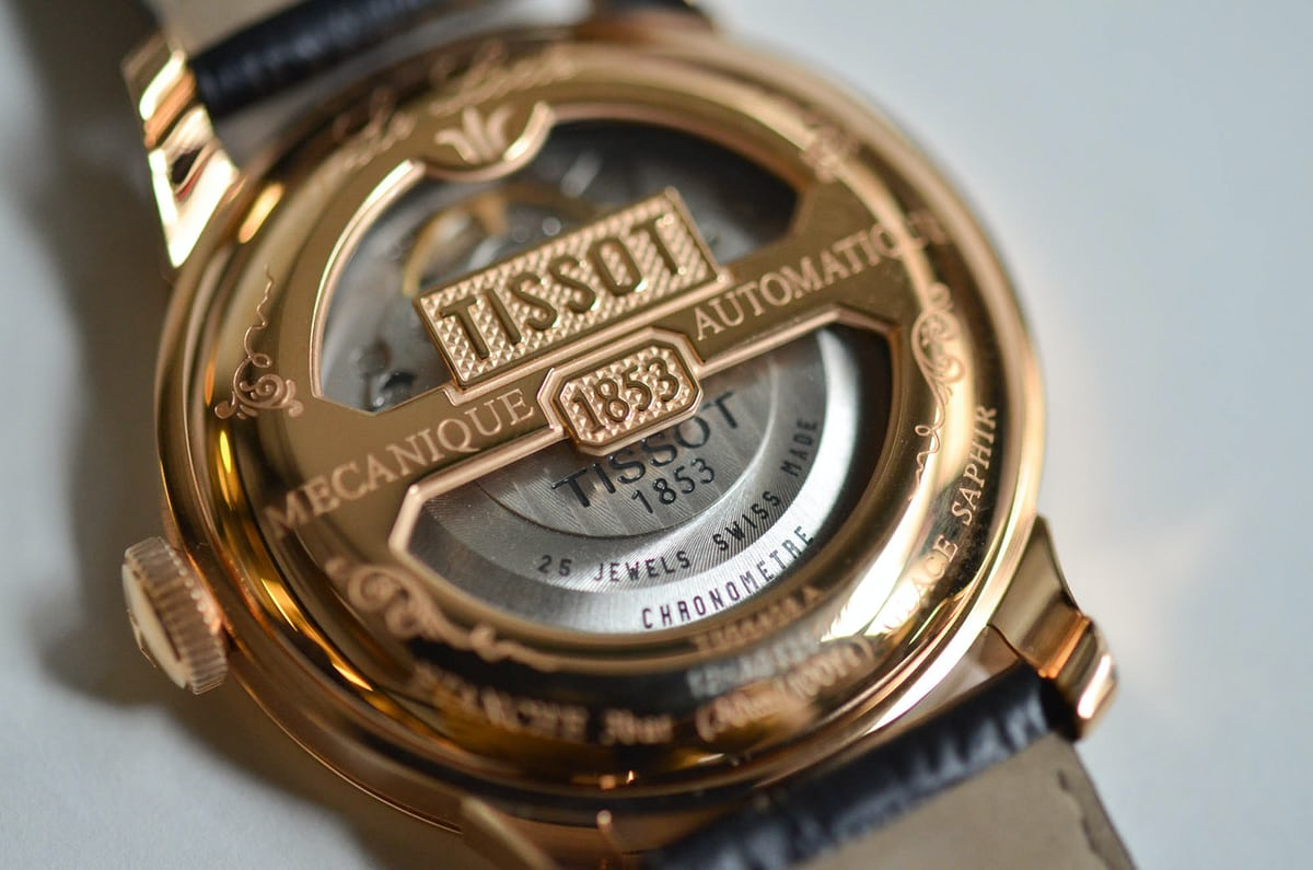 A Week On The Wrist The Tissot Le Locle Chronometre Hodinkee