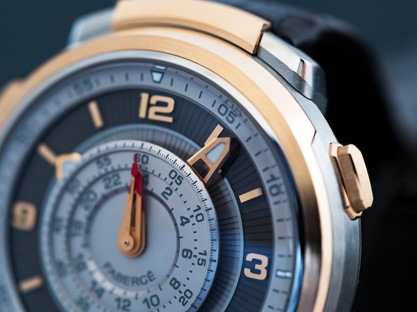 Fabergé Visionnaire Chronograph