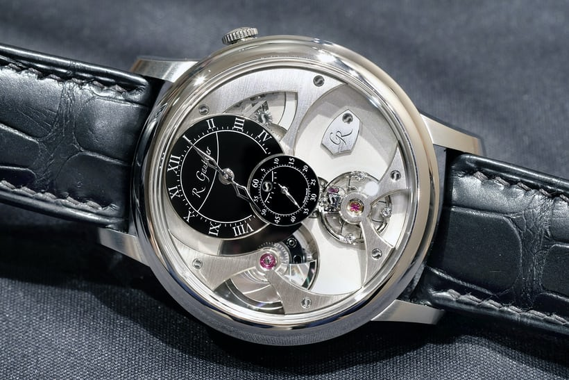 romain gauthier insight micro rotor platinum