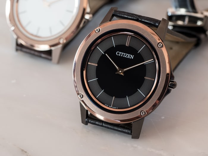 809cad324bb Hands-On  The Citizen Eco-Drive One